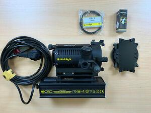 dedolight DLHM4-300DMX-E - Fok. 150W Kunstlicht-Leuchte - DMX Gesteuert (#99)