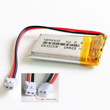 402030 3.7V 200mAh JST ZH 1.5mm 2 pin LiPo Polymer Battery For Mp3 Bluetooth GPS