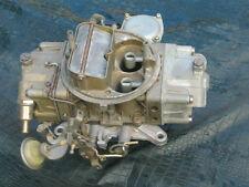 66 - 69 FORD 390 GTA MUSTANG FAIRLANE GALAXIE 4742 HOLLEY  600 CFM CARBURETOR