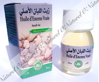 Huile d'Encens (Macérât) 100% Naturelle 30ml Incense Oil, Aceite de Incienso