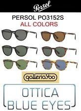 Occhiali da Sole PERSOL PO3152S galleria 900 Sunglasses Sonnenbrillen Italy new