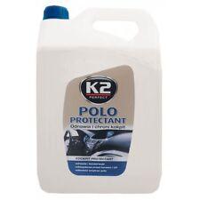 K2 Limpia Salpicaderos,Protege Renovador Acondicionador de Plásticos, 5L