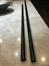 "Restoration Hardware Classic Extension Rod, Black, Large Diameter 88""-126"""