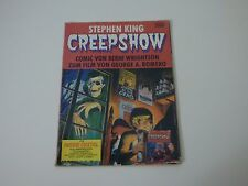 STEPHEN KING CREEPSHOW COMIC EN ALLEMAND BASTEI LUBBE 1982