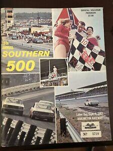 DARLINGTON RACEWAY SOUTHERN 500 PROGRAM - 18TH ANNUAL SEPTEMBER 4TH, 1967