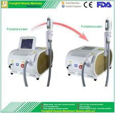 CE approved Desk type IPL OPT SHR ICE cooling diode laser hair removal machine