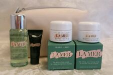 La Mer Crème de La Mer Lifting Eye Serum & More 4 Piece Gift Set Plus Bag Fresh!