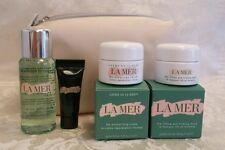 La Mer Crème de La Mer Lifting Eye Serum & More 4 Piece Gift Set Plus Bag Fresh!