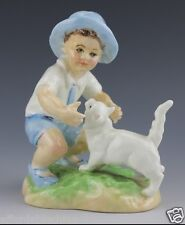 Royal Worcester September Freda Doughty Figurine Months of the Year 3457