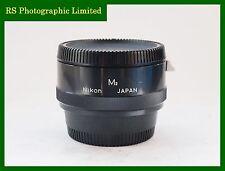 Nikon M2 Macro Tubo Para F Sistema. Stock no. U7403