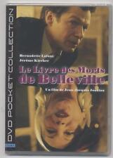 NEUF DVD LE LIVRE DES MORTS DE BELLEVILLE COURT METRAGE JOUDIAU LAFONT KIRCHER