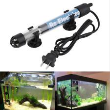 25-300W Fish Tank Aquarium Heater Thermostat Submersible Tropical Heat Quartz UK