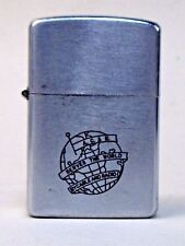 1950's A.C.A.R. SERVES THE WORLD MacKAY RADIO advertising cigarette lighter