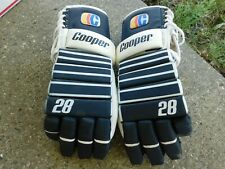 VINTAGE NEVER USED COOPER 28 HOCKEY GLOVES 15 INCHES