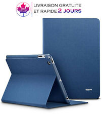Étui pour iPad 2/3/4 avec Support multi angles, veille/réveil automatique