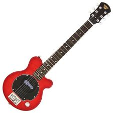 Pignose PGG-200FM SR mini Travel Electric Guitar Built-in Amp Fast