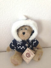 The Head Bean Collection Boyds Bear Kristy S. Wintersley Stuffed Animal