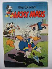 Micky Maus Nr.9, September 1952, Ehapa, Zustand 2