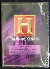 LUGER German Pistols Pistol Handgun Firearm Tales Of The Gun History Channel DVD