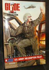 "G.I. JOE  JANE U.S. ARMY HELICOPTER PILOT 12"" FIGURE"
