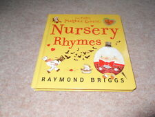 The Puffin Mother Goose Nursery Rhymes by Raymond Briggs