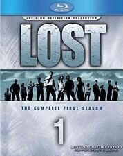 Lost The Complete First Season 7 Discs 2009 Blu Ray