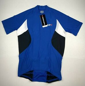 Louis Garneau LG Maillot Transit Men's Small Cycling Jersey New with Tags
