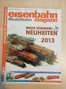 Eisenbahnmagazin Modellbahn Spezial M. Nürnberg 2013 - sehr guter Zustand (278)