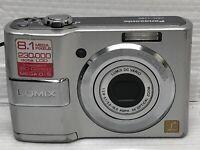 Panasonic LUMIX DMC-LS80 8.1MP Digital Camera