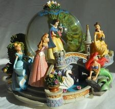**Disney Store Exclusive 5 Princess Musical Snow Globe ✿Once Upon A Dream✿