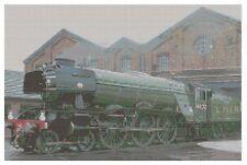 Flying Scotsman Steam Train Cross Stitch Kit by Florashell