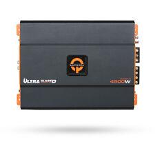 Brand New Sealed QU4500.1D Mono Amplifier Amp 4500WATTS Subwoofer SUB Car Audio