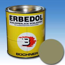 ERBEDOL Farbe Fritzmeier weißgrau Deutz Lack 16,00€/l Lack Oldtimer Traktor