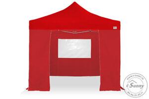 Barnum Pliant 3x3m toit 250g/m² + 4 côtés