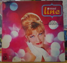 LINE RENAUD MARY ANNE FRENCH EP DISQUES LINE 1965
