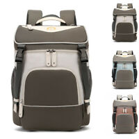 Large Opening Water Resistant Baby Diaper Bag Changing Backpack Travel Day Pack