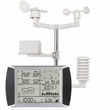 Stazione Meteo Wireless WS1081 Touch Screen Display PLUVIOMETRO e ANEMOMETRO