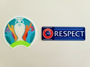 2020 UEFA Euro 2020 Qualifiers Play EURO PATCH & RESPECT PATCH