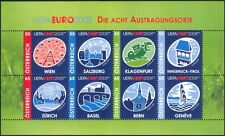 Austria 2008 EURO 2008 Football Championships/Venues/Soccer/Sports m/s (at1046e)