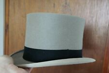 MOTSCH Ancien Chapeau haut de forme Paris