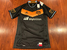 2016-17 Adidas Men's Houston Dynamo Soccer Jersey Medium M Authentic Player MLS