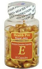 Royal Jelly Vitamin E Skin Oil 90 Caps 3 Months Use made in USA