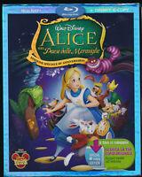 EBOND Alice nel paese delle meraviglie BLU-RAY + DISNEY E-COPY D385006