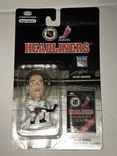 1997 MARK MESSIER NEW YORK RANGERS HEADLINERS NHL HOCKEY FIGURE CORINTHIAN