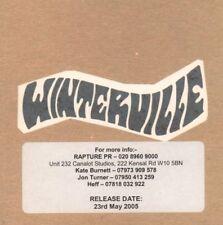 Winterville(CD Single)Shotgun Smile-Toxxic-CIDDJ895-UK-2005-