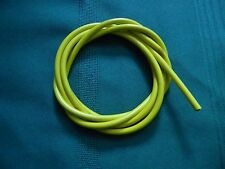 Universal Outer Cable Housing 4.90mm, Yellow, 4.5 Feet