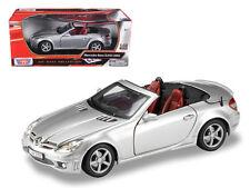 Polycyberusa Die-Cast (1:18) Motormax Mercedes-Benz SLK55 AMG (No. 73162)
