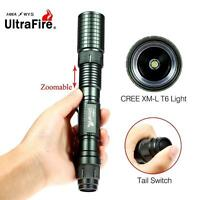 Ultrafire Zoomable X-XXI T6 20000 LM LED Flashlight 18650 Battery Torch  XI