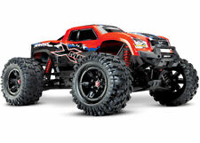 Traxxas Red X-Maxx 8S Giant Brushless Monster Truck TRA77086-4-RED