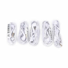5Pcs 3.5mm Headset Earphone Earbud For Samsung Galaxy S6 S7 Edge S8 S9 + Note 8